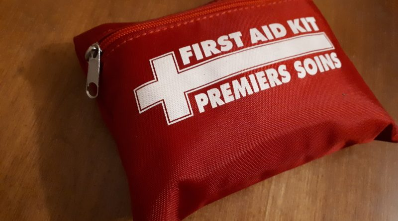 first aid for vegan preppers